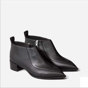 Everlane The Boss Bootie in Black size 6.5